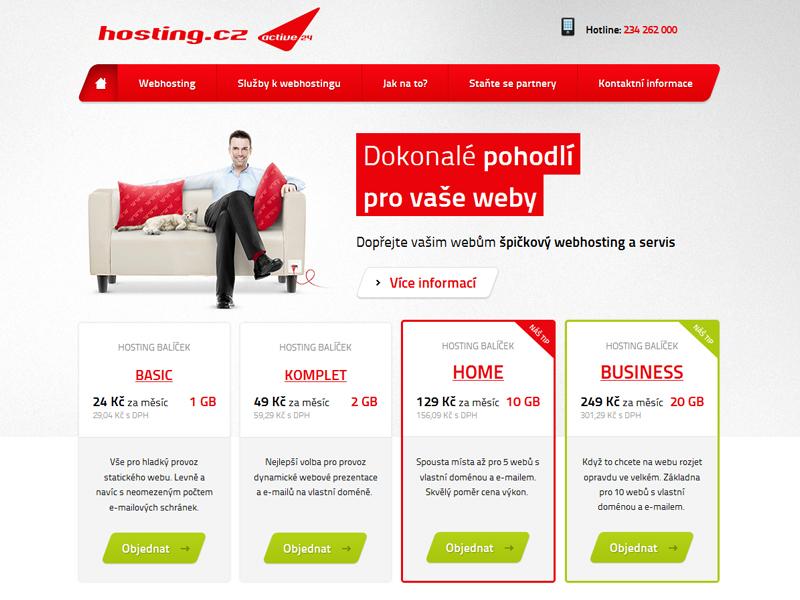 hosting.cz